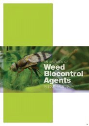 Guide to weed biological control in South Australia Section 2 (PDF ...