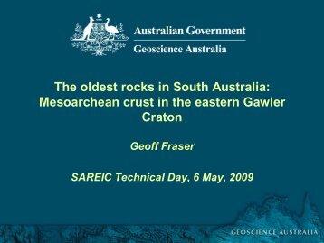 Geoff Fraser - PIRSA