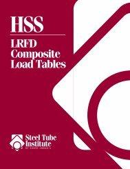 HSS LRFD composite load tables - Pirate4x4.Com
