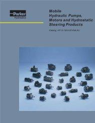 Mobile Hydraulic Pumps, Motors and Hydrostatic ... - Pirate4x4.Com