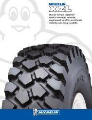 Michelin XZL - Pirate4x4.Com