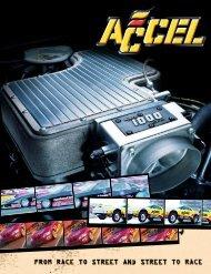 Accel Ignition Catalog - BillaVista.com