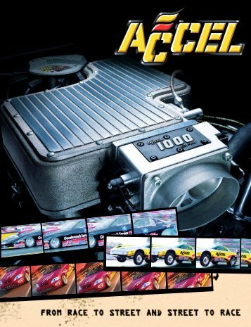 Accel Ignition Catalog - BillaVista.com