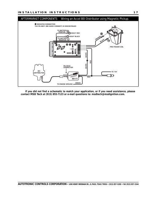 Msd 7al 2 Wiring Diagram 7220 Wiring Diagram Gp