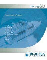 Blue Sea Cat 2001 jh - Pirate4x4.Com