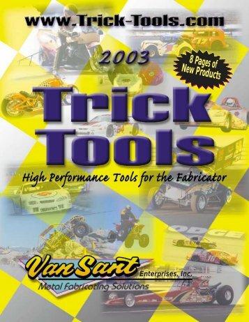 Trick Tools 2003_Catalog - Pirate4x4.Com