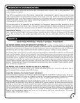 Ready Welder II Operation Manual. - Pirate4x4.Com - Page 3