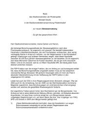 Rede 10-11 Abwassersatzung - Pirate Leaks