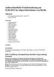 ausserordentliche-Fr.. - Piratenfraktion Berlin