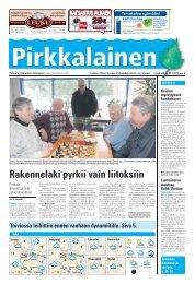 Pirkkalan kunta - Pirkkalainen