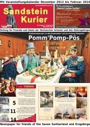 November bis Februar 2014 - Pirna