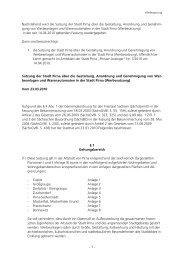 Satzung der Stadt Pirna über die Bauvorschrift zur Gestaltung und ...