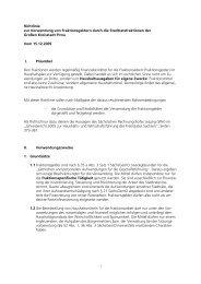 Richtlinie zur Verwendung von Fraktionsgeldern durch die ... - Pirna