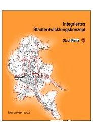 Integriertes Stadtentwicklungskonzept - Pirna