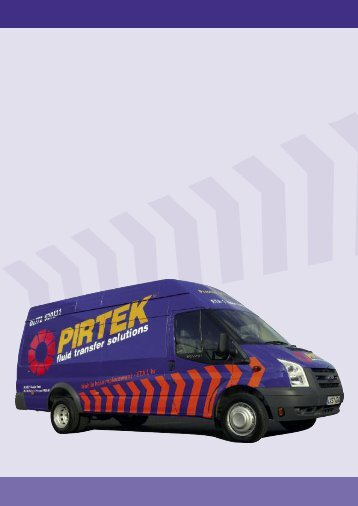 Industrial Equipment - Pirtek