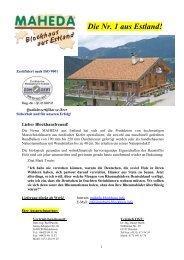 Maheda Blockhaus Preise Katalog - Blockhaus bauen günstig