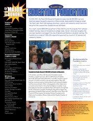 Plano ISD Education Foundation Initiatives - Plano Independent ...