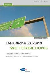 Berufliche Zukunft WEITERBILDUNG - Berufsanerkennung.at