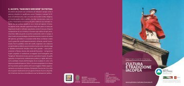 cultura e tradizione iacopea - Agenzia Per il Turismo Abetone ...