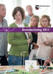 Årsredovisning 2011 - Piteå kommun