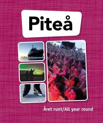 Året runt/All year round - Piteå kommun