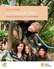 Grundskola 2012 - Webbutik - Sveriges Kommuner och Landsting