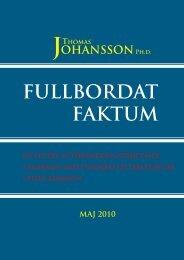 Fullbordat faktum - en demokratistudie - Piteå kommun