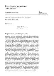 Proposition 2005/06:160