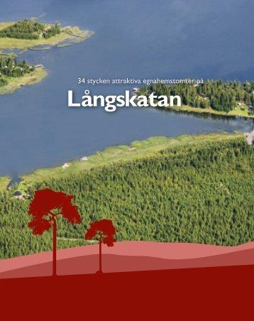 Broschyr Långskatan - Piteå kommun