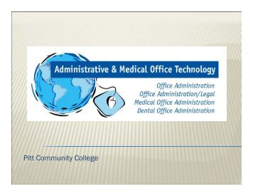 medical office technologist