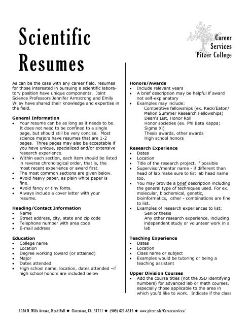 resume education dates atended