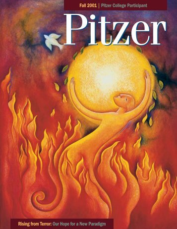 Fall 2001 Participant - Pitzer College
