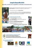 Plaquette sponsors Jump\'in Deauville 2010 - Agence Pixizone - Page 2