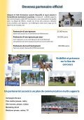 Plaquette sponsors Jump\'in Deauville 2010 - Agence Pixizone - Page 3