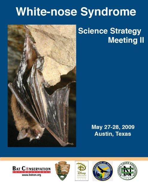 White Nose Syndrome Science Strategy Meeting Ii Bat
