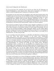 Trauerrede auf den Tod von Gerhard Wohlgemuth - Thomas ...