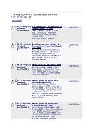 MDR-Liste als PDF - Thomas Buchholz - Komponist