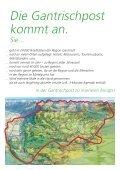 Mediadaten 2007 Tarife, Buchung 2010/2011 n ... - Gantrischpost - Page 2
