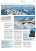 Nr. 35, Winter 2013 (PDF, 12.9 MB) - Gantrischpost - Page 7