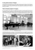 jsbm newsletter int1_Sept_08 - Johann Sebastian Bach Musikschule - Page 5