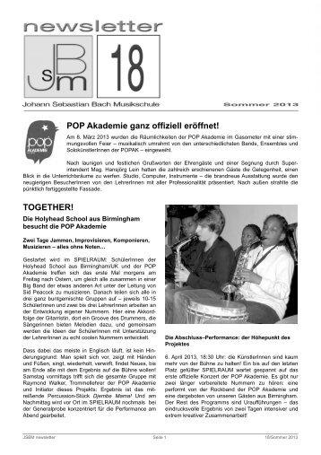 jsbm_newsletter18Jun.. - Johann Sebastian Bach Musikschule