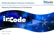 Mobile Americas Conference - IIR