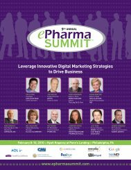 Leverage Innovative Digital Marketing Strategies to Drive ... - IIR