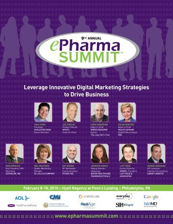 Leverage Innovative Digital Marketing Strategies to Drive ... - IIR