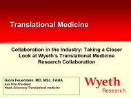 Translational Medicine - IIR