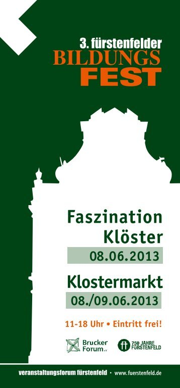 Faszination Klöster - Luther2017
