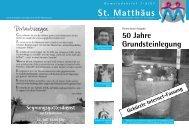 Ausgabe Juli bis September 2007 - Evang.-Luth. Kirchengemeinde ...