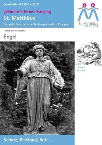Ausgabe Dezember 2010 bis Februar 2011 - Evang.-Luth ...