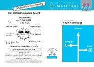 Ausgabe Juli bis September 2009 - Evang.-Luth. Kirchengemeinde ...