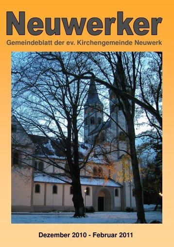 (Gemeindebrief 4-2010 f\374r HP) - Ev. luth. Kirchengemeinde ...
